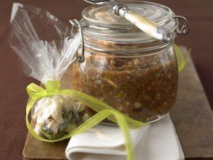 Pesto aus Datteln und Ingwer Rezept