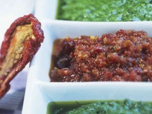 Pesto aus getrockneten Tomaten Rezept
