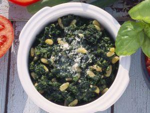 Pesto mit Pinienkernen Rezepte