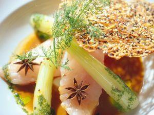 Petersfisch mit Anissauce Rezept