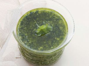 Petersilien-Haselnuss-Pesto Rezept