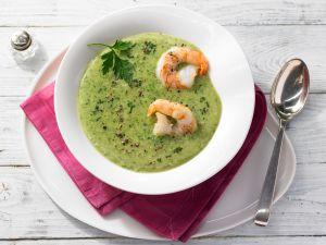 Petersilien-Pastinaken-Suppe Rezept
