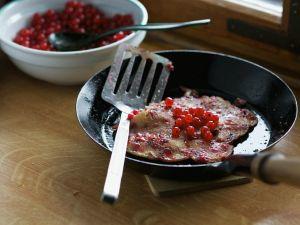 Pfannkuchen mit Johannisbeeren Rezept
