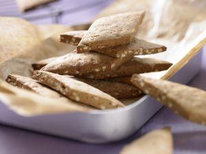 Unsere schlanken Plätzchen ohne Butter, Zucker, Nüsse oder Mehl!