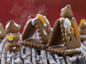 Pfefferkuchen-Bausteine Rezept