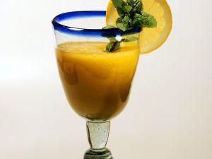 Pfirsich-Kokos-Drink Rezept