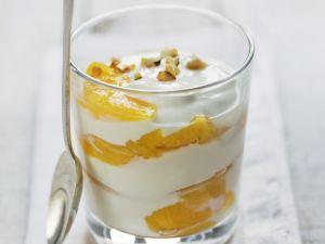 Pfirsichjoghurt Rezept