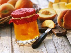 Pfirsichkonfitüre Rezept