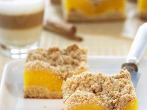 Pfirsichkuchen mit Streusel Rezept