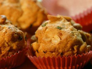 Pikante Erdnussmuffins Rezept