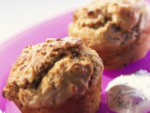 Pikante Kartoffelmuffins Rezept