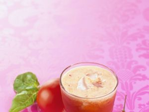 Pikanter Tomatensaft Rezept
