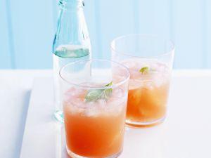 Pink-Grapefruit-Drink Rezept