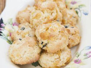 Plätzchen mit Cornflakes Rezept