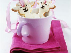 Plätzchen zu Ostern Rezept