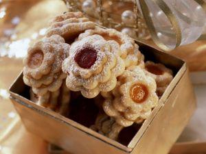 Plätzchen mit Marmelade Rezepte