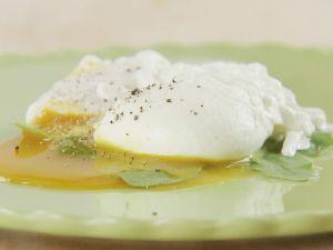 Pochierte Eier Rezept