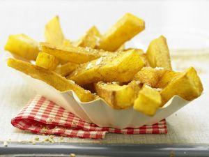 Frisch aus dem Ofen: Pommes selber machen