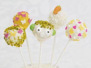 Pop Cakes im Frühling Rezept