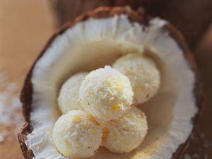 Praline aus Kokos Rezept