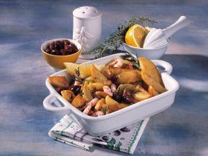 Provence-Kartoffeln Rezept