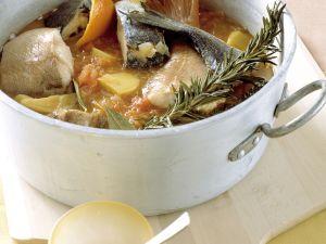 Provenzalische Fischsuppe Rezept