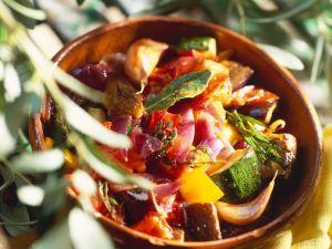 Provenzalischer Gemüsetopf Rezept