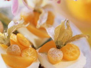 Puffreis-Joghurtschnitten Rezept