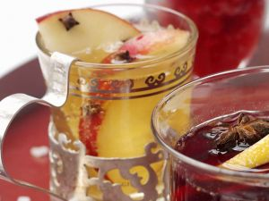Punsch mit Apfel Rezept