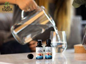 Pure Flavour – bringt Geschmack ins Wasser