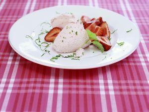 Quark-Erdbeercreme Rezept