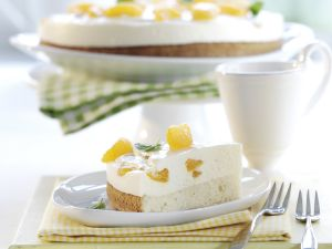 Quark-Mandarinen-Torte Rezept