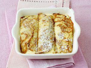 Quark-Pfannkuchen Rezept