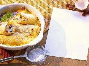 Quarkpfannkuchen Rezept