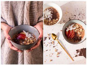 quinoa joghurt parfait rezept eat smarter. Black Bedroom Furniture Sets. Home Design Ideas