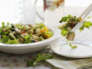 Quinoa-Hähnchensalat Rezept