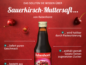 Sauerkirsch-Muttersaft