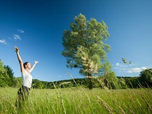 Raus in die Natur – das steigert Ihre Fitness!