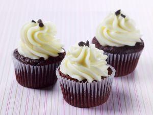 Red Velvet Cupcakes Rezept