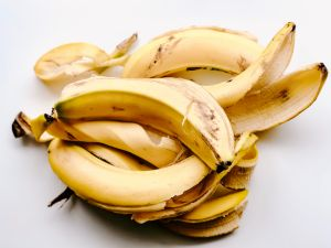 Reife Bananen verwerten