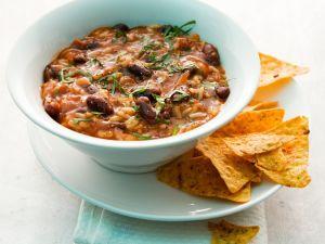 Reis-Bohnen-Suppe Rezept