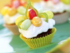 Reis-Muffins mit Früchten Rezept