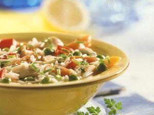 Reiseintopf mit Hühnchen und Gemüse Rezept