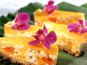 Reiskuchen mit Früchten Rezept