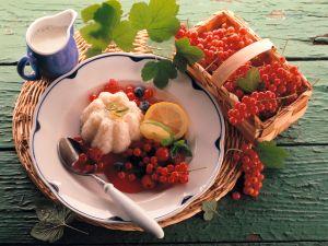 Reispudding mit verschiedenen Beeren Rezept