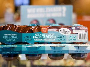 REWE: Schokopudding mit 30% weniger Zucker gewinnt