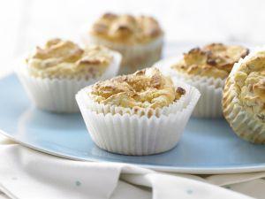 Rhabarber-Limetten-Muffins Rezept