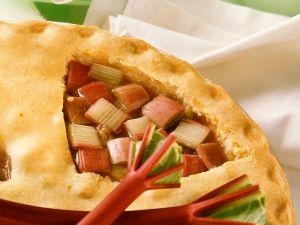 Rhabarber-Pie Rezept
