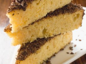 Ricotta-Nuss-Kuchen mit Schokolade Rezept