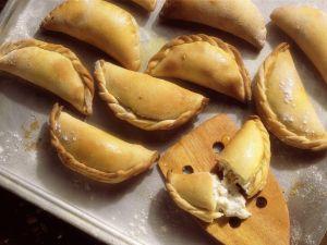 Ricotta-Teigtaschen Rezept